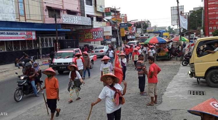 Jokowi Diminta Selesaikan Konflik Agraria Petani Mencirim-Simalingkar dengan PTPN II