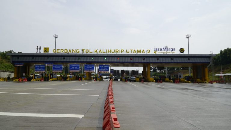 Arus Balik Libur Panjang HUT RI ke-75, 162 Ribu Kendaraan Kembali ke Jakarta