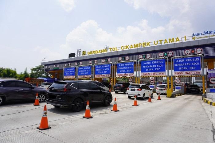 H-1 Libur Tahun Baru Islam, 162 Ribu Kendaraan Tinggalkan Jakarta