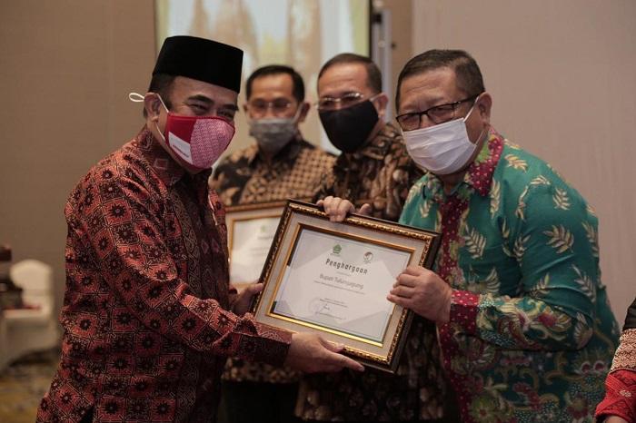 Menag Apresiasi Empat Kepala Daerah yang Peduli Pendidikan Islam