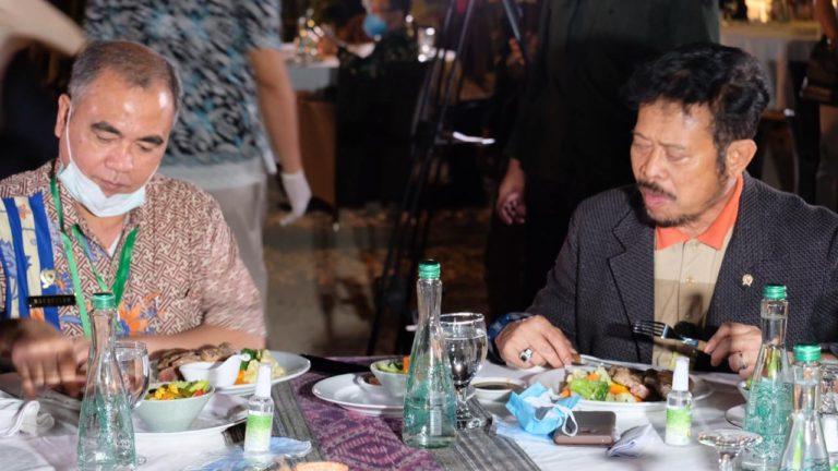 Kementan Sosialisasikan dan Uji Rasa Special Bali Beef