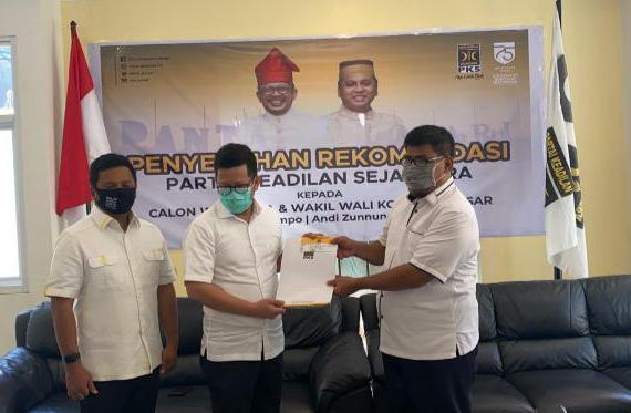 PKS Mantapkan Pilihan untuk None – Zunnun di Pilwali Makassar