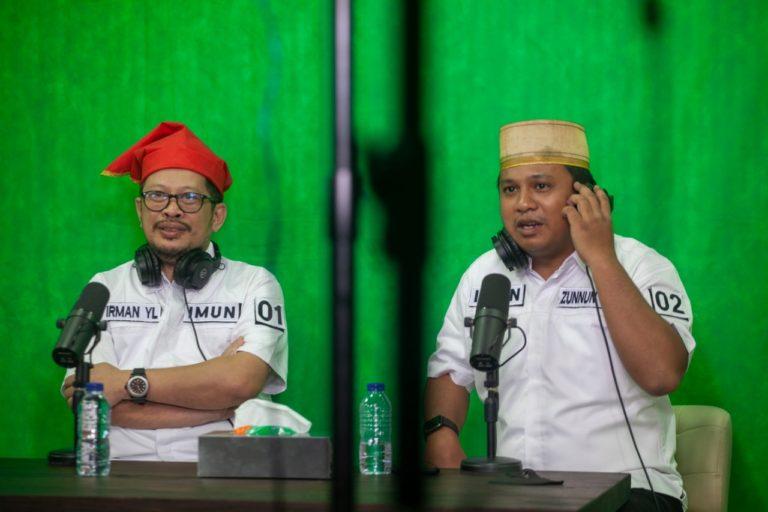 Pertama di Indonesia, Sosialisasi None-Zunnun Libatkan Hingga 25 Ribu Peserta secara Virtual