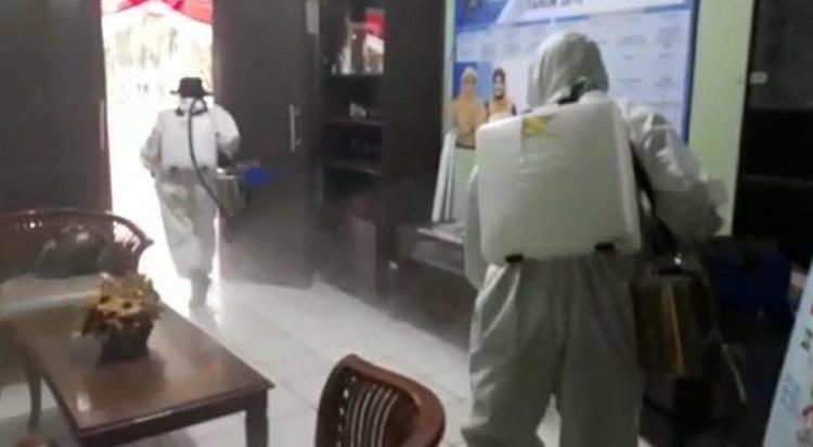 Pasca Positif Covid-19, Kantor Istri Wali Kota Depok Disterilkan