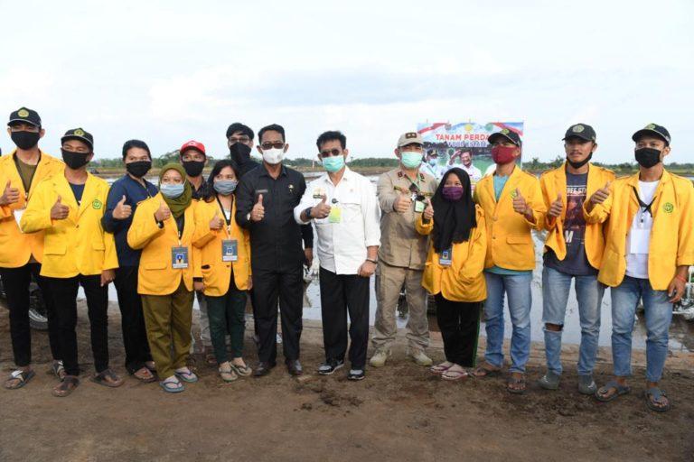 Mentan Syahrul Ajak Masyarakat Kalteng Sentuh Program Pertanian Food Estate