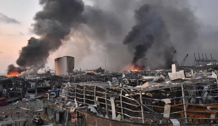 Ada Ledakan di Beirut, Dubes RI: Seluruh WNI Aman dan Selamat