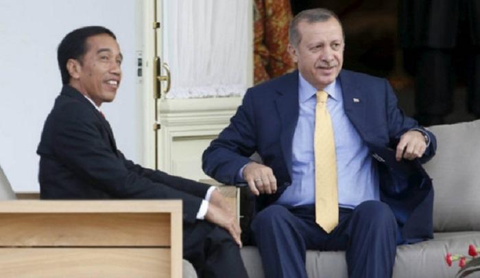 Terima Telepon Erdogan, Jokowi Berharap Indonesia-Turki Jajaki Kerjasama