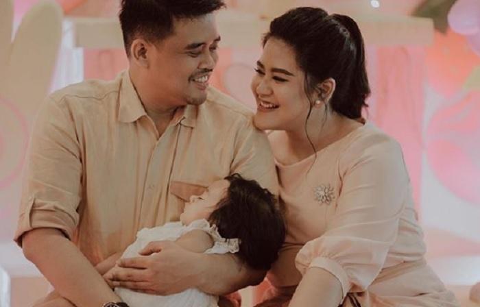 Selamat! Cucu Keempat Presiden Jokowi Lahir, Berjenis Kelamin Laki-laki