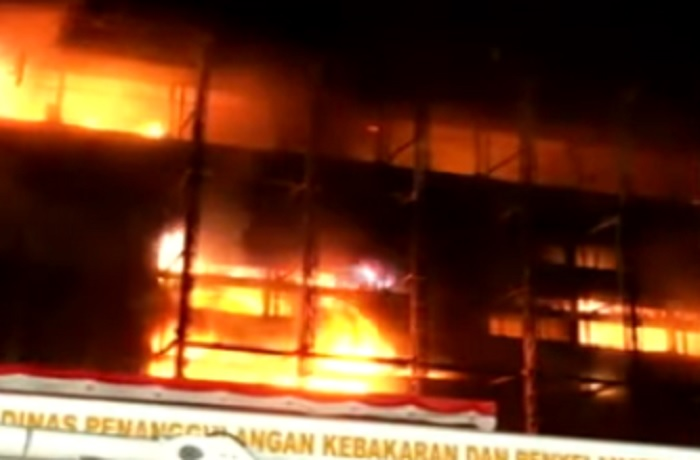 Gedung Kejagung Terbakar, Berkas Dokumen Penyidikan Akankah Aman?