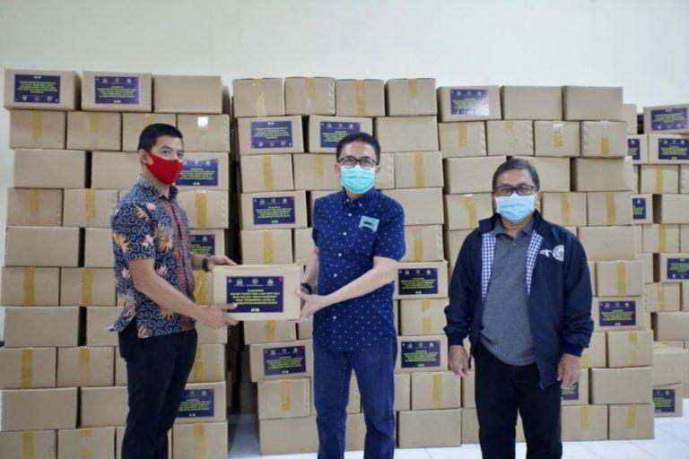Pelaku Parekraf Terdampak Covid-19 di Jabar Dapat Bantuan Paket Lauk Siap Saji