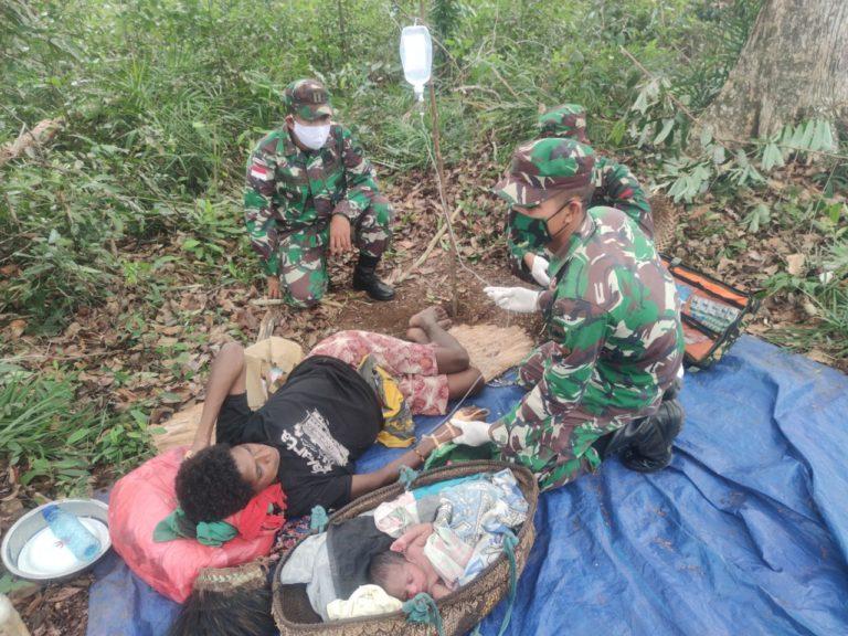 Letkol Anjuanda: Ini Merupakan Implementasi Delapan Wajib TNI