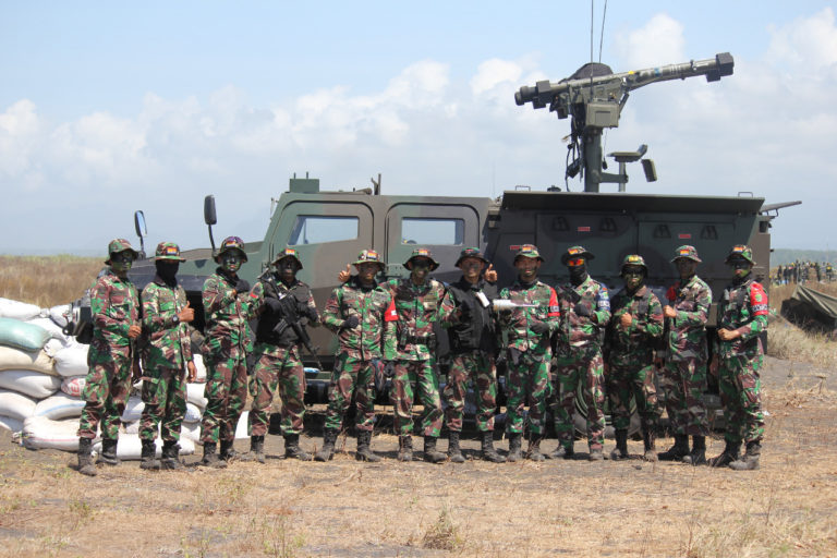 TNI Harus Tingkatkan Kemampuan Hadapi Ancaman CBRN