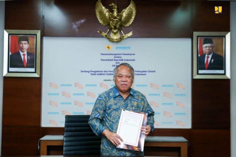 Indonesia jadi Tuan Rumah Peringatan Hari Habitat Dunia 2020