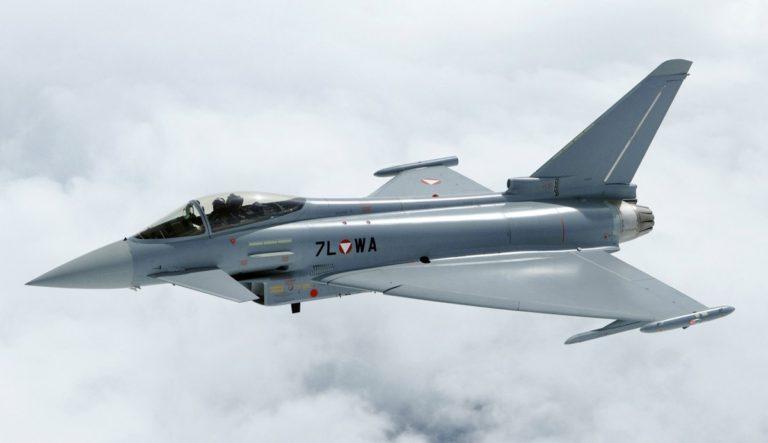 Kemhan Diminta Tunda Pembelian Pesawat Eurofighter