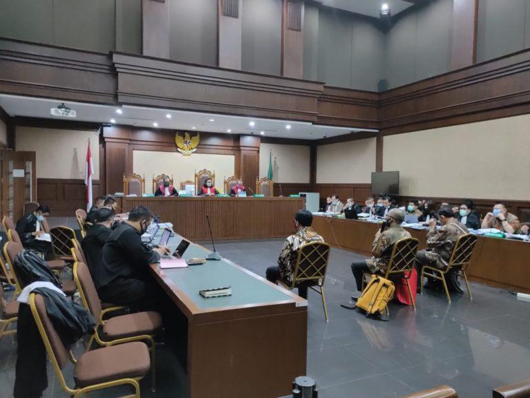Terdakwa Kasus Jiwasraya Sebut Langkah Direksi Sesuai BJR