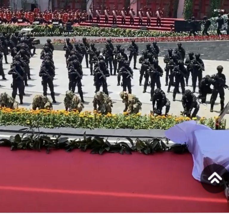 Pengamat: Rajawali Bukan Pasukan Khusus