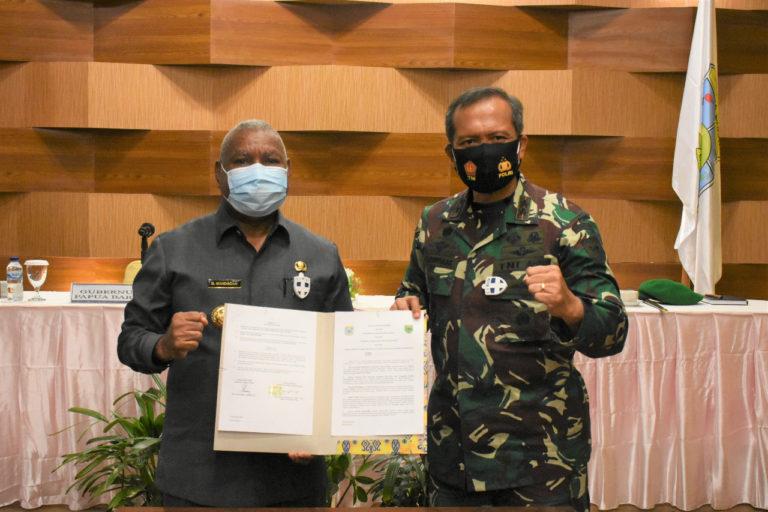 Pangdam Kasuari Berhasil Perjuangkan Kuota Tambahan Prajurit TNI AD Otsus OAP