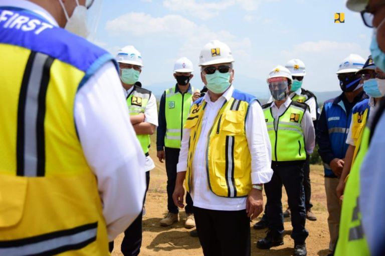 Menteri Basuki Targetkan Tol Cisumdawu Rampung Seluruhnya Akhir 2021
