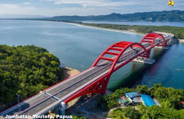 Menteri Basuki: Pembangunan Jembatan Harus Diberi Sentuhan Desain Seni