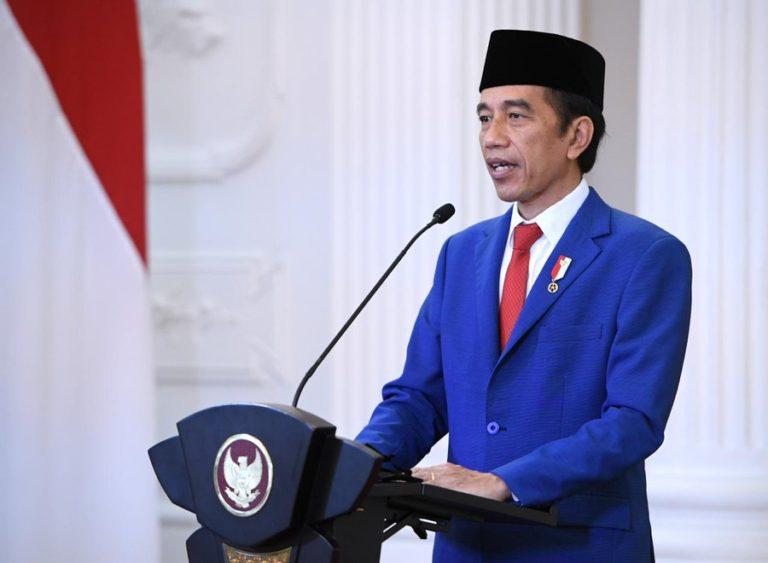 Pakai Bahasa Indonesia, Ini Pidato Lengkap Jokowi di Sidang Umum PBB ke-75