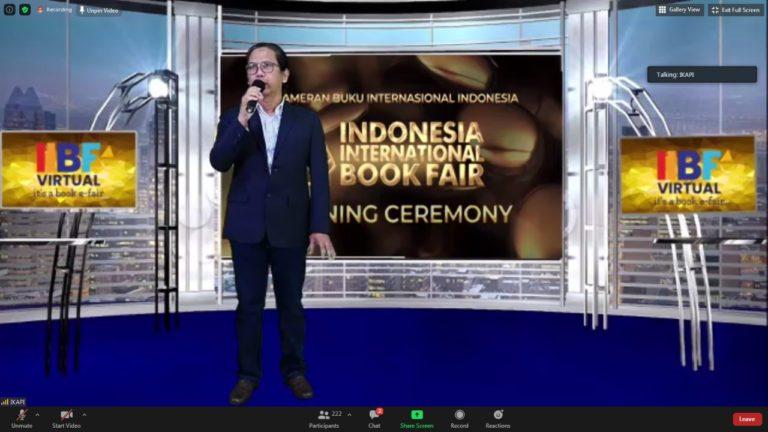 Buka 24 Jam, IIBF 2020 Diikuti 175 Stan Internasional