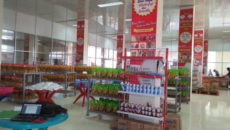 Pasar Mitra Tani Sumbar Topang Stabilisasi Harga Pangan di Tengah Pandemi Covid-19