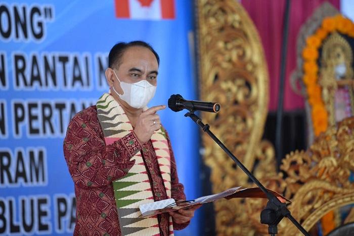 Wamen Budi Arie Resmikan 'Rumah Keong' di Bali