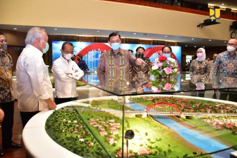 Kementerian PUPR Gelar Pameran 11 Jembatan Ikonik di Indonesia