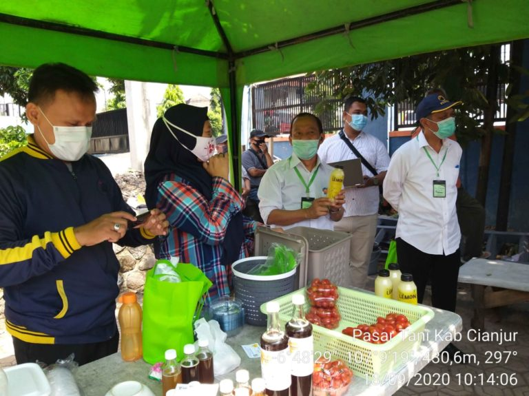 Strategi Kementan Perluas Pasar Produk Hortikultura di Era Industri 4.0