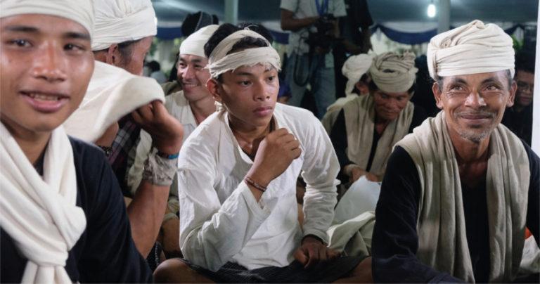 Suku Baduy Penganut Sunda Wiwitan Harus Diposisikan Secara Adil dan Toleran