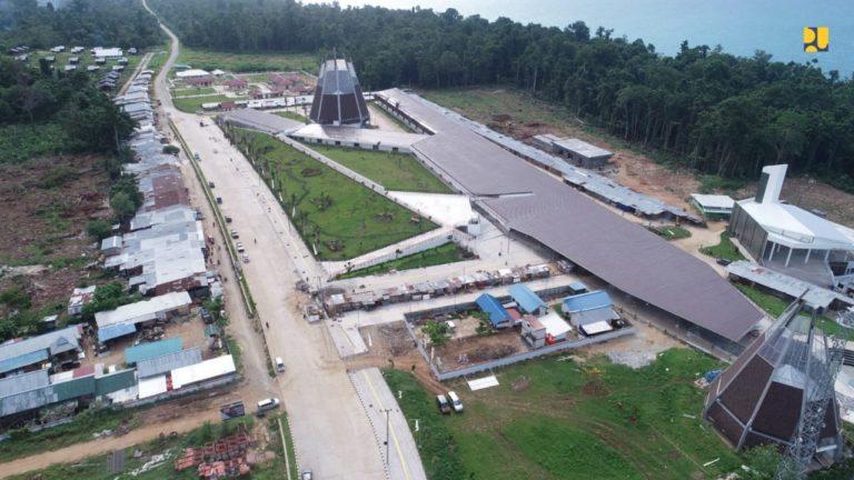 Kementerian PUPR bangun 11 PLBN Terpadu di Tahun 2020-2021