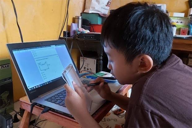 Periode September 2020, 27,3 Juta Guru dan Siswa Terima Bantuan Kuota Internet
