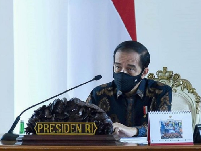 Jokowi Janji Bangun Hunian Baru bagi Korban Banjir NTT