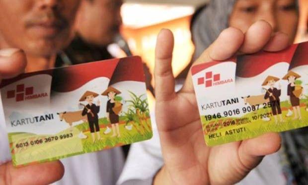 Seluruh Petani di Denpasar Sudah Mendapatkan Kartu Tani