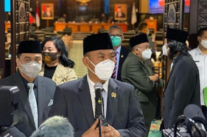 Ketua DPRD DKI: Kurban Mengasah Empati kepada Sesama