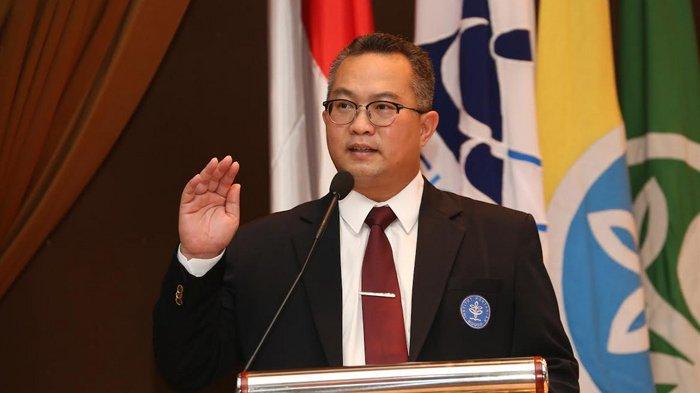 Rektor IPB Arif Satria Dinyatakan Positif Covid-19