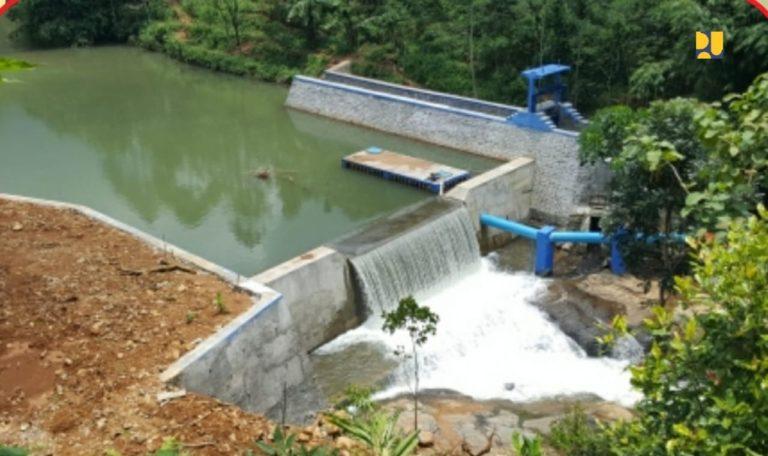 SPAM Regional Petanglong Tingkatkan Akses Air Minum Sekitar Pekalongan