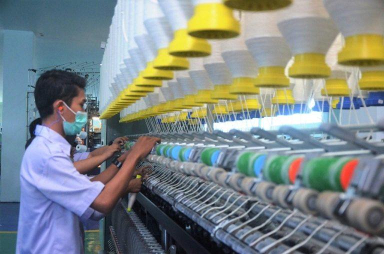 Terdampak Pandemi, Pemerintah Pacu Kinerja Industri Tekstil