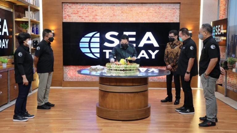 Telkom: SEA Today Siap Membawa Kabar Baik Indonesia Mendunia