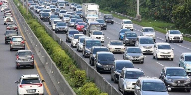 Antisipasi Macet Libur Panjang, Polda Metro Berlakukan Contra Flow-One Way