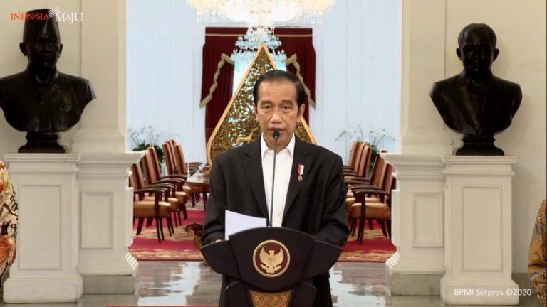 Lukai Umat Islam Dunia, Jokowi Kecam Keras Pernyataan Presiden Prancis