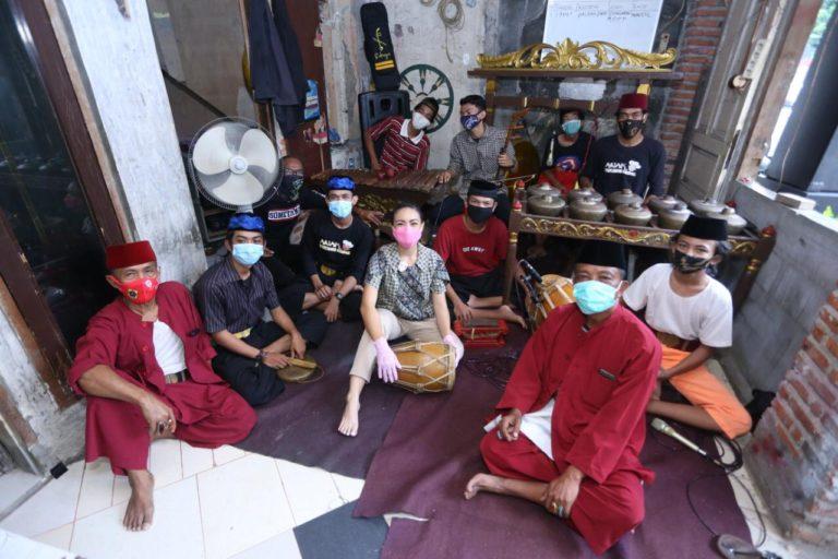 Saraswati Janji Bangun Pusat Kebudayaan dan Islamic Center di Tangsel