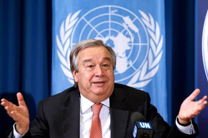 Sekjen PBB Sebut Dunia Gagal Hadapi Ujian Covid-19