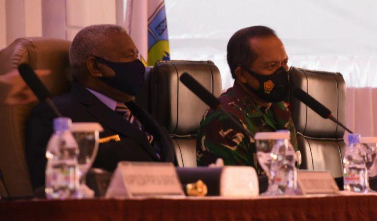 Pangdam Kasuari Jadi Ketua II Satgas Covid-19 Papua Barat