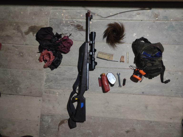 Satu Jam Baku Tembak, TNI Rebut Senpi dan Lukai Anggota KKSB