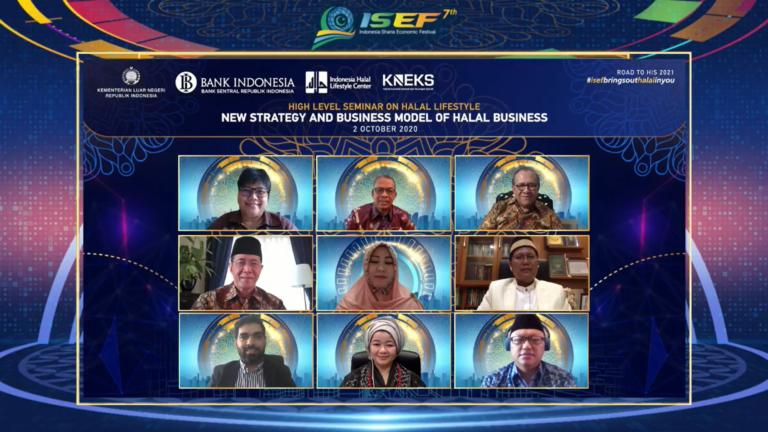 Empat Strategi BI Kembangkan Industri Halal di Indonesia