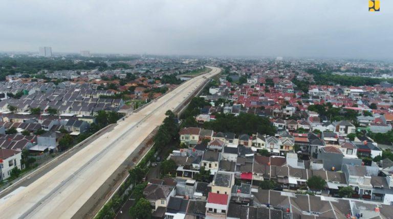 Enam Ruas Tol Baru di Kawasan Jabodetabek Siap Dioperasikan Akhir 2020