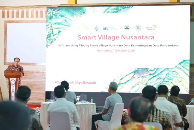 Smart Village Persiapkan Desa Bersaing di e-Commerce