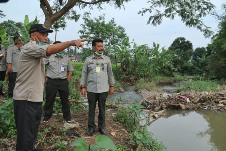 Rusak Imbas Banjir, Kementan Bakal Rehabilitasi Jaringan Irigasi Tersier di Sukabumi