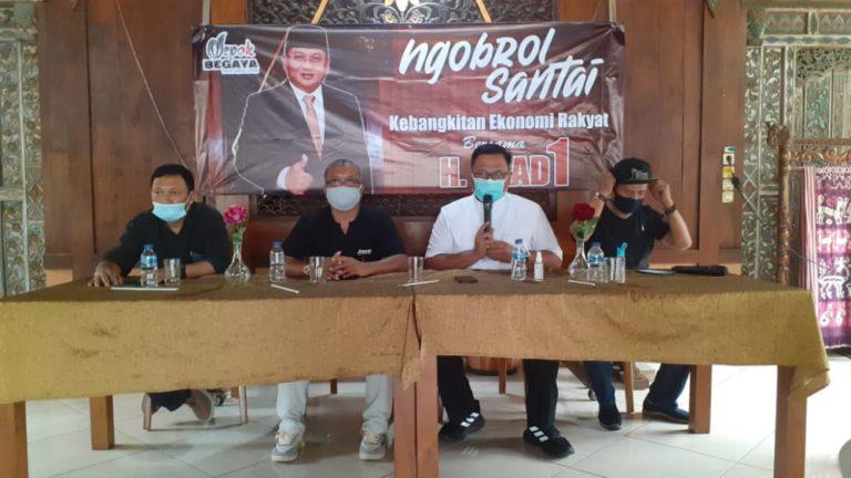 Pradi Supriatna Diharap Mampu Perbaiki Usaha Sektor UMKM di Depok